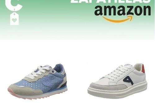 Chollos en tallas sueltas de zapatillas Vans, Superdry, Tommy Hilfiger o Pepe Jeans en Amazon