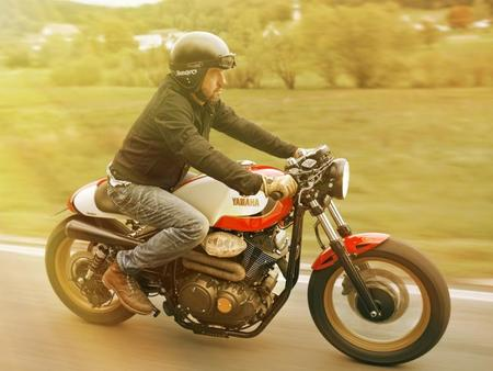 Yamaha XV950 'Boltage' by Benders