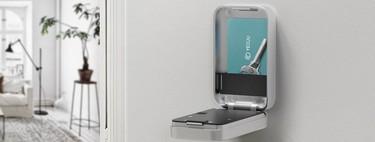 Esta mini-caja fuerte que guarda las llaves de casa quiere ser la alternativa a las cerraduras inteligentes