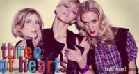 Chloe Sevigny, Anja Rubik y Clemence Poesy en la revista Nylon