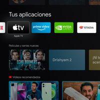 Cómo instalar Apple TV+ en tu Android TV: la plataforma de suscripción ya en tu tele