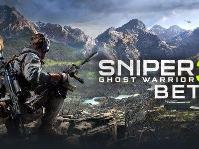 Regístrate a la beta de Sniper Ghost Warrior 3 para PC
