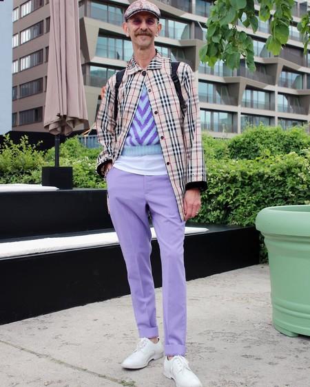 El Mejor Street Style De La Semana Fashion Week Berlin Trendencias Hombre 08