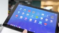 Sony Xperia Z4 Tablet y Sony Xperia M4 Aqua: las novedades de Sony en vídeo