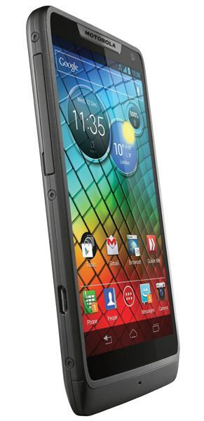 Llega Android 4.1 Jelly Bean al Motorola RAZR i