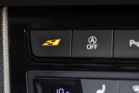 SEAT Leon ST Cupra R selector modos
