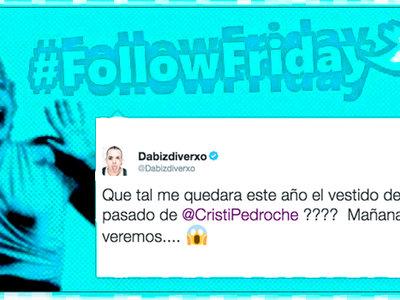 #FollowFriday de Poprosa: los famosos se nos ponen navideños —y moñas a más no poder—