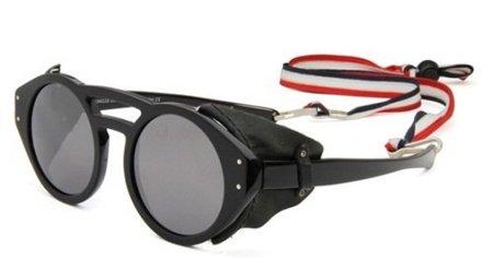 Gafas de sol estilo aviador de Moncler