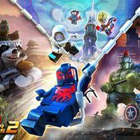 Bebé Groot es el encargado de anunciar Lego Marvel Super Heroes 2 con un primer teaser