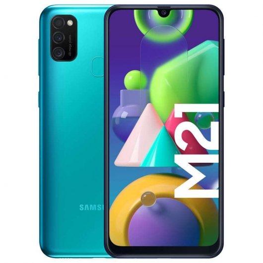 Samsung Galaxy M21 - 4 GB - 64 Gb - Verde