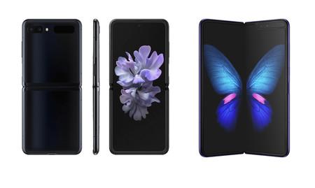 Samsung Galaxy Z Flip vs Galaxy Fold: todo lo que ha cambiado en el nuevo plegable de Samsung