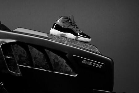 Cortacesped Mansory Bstn Air Jordan 014