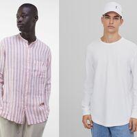 40% de descuento en Berskha, con polos, pantalones, jerseys y sudaderas para hombre  a mejor precio