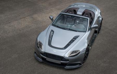 Aston Martin Vantage GT12 Roadster: el one-off descapotable para un cliente inmensamente rico