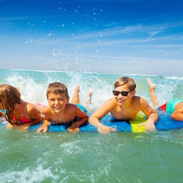Nueve planes divertidos, seguros y alternativos al viaje de fin de curso para que los niños disfruten con sus compañeros