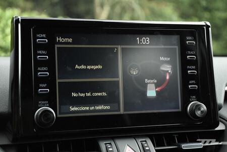 Toyota Rav4 Hybrid 2021 Opiniones Prueba Mexico 15
