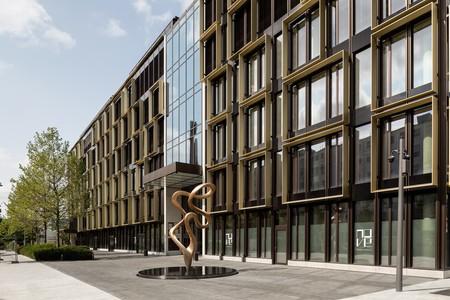 Espacios para trabajar: lujoso edificio de oficinas NOVE en el corazón de Múnich