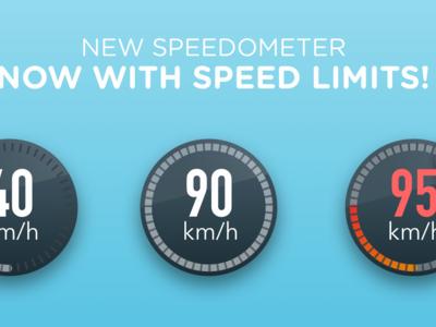 Waze para Android estrena los avisos de límite de velocidad