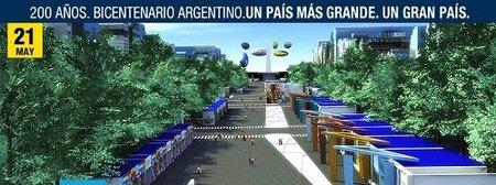 Argentina celebra su Bicentenario
