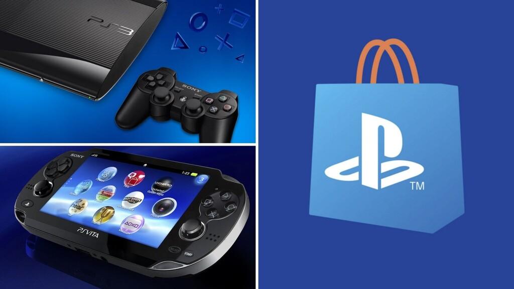 Sony reconoce que la idea de cerrar las tiendas de PS3 y Vita obedeció a una