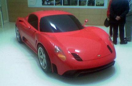 Ferrari Dino Escale Modell