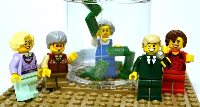 Foto de La versión LEGO de 'Las chicas de oro' (11/19)