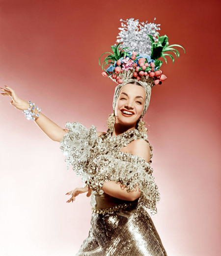 1 That Night In Rio Carmen Miranda 1941 Everett