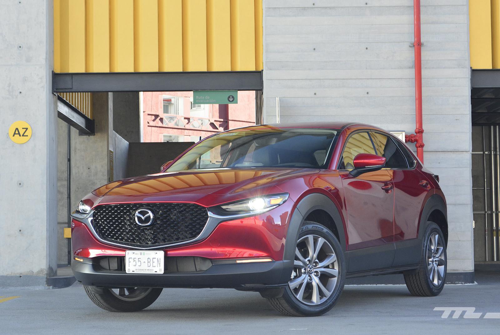 Foto de KIA Seltos vs. Mazda CX-30 (comparativa) (13/32)