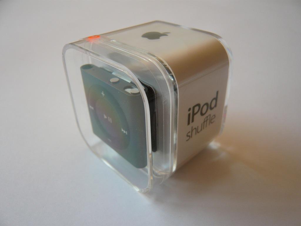 Foto de Nuevo iPod shuffle 2012 (1/13)