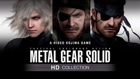 'Metal Gear Solid HD Collection' llegará a PS Vita el 28 de junio
