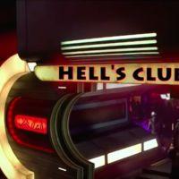 Un lugar donde Terminator, Darth Vader, Robocop y otros se reúnen: Bienvenidos a Hell's Club