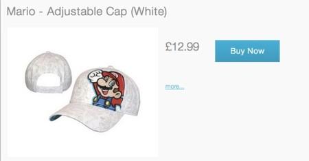 Nintendo se apunta a vender ropa y merchandising en Reino Unido