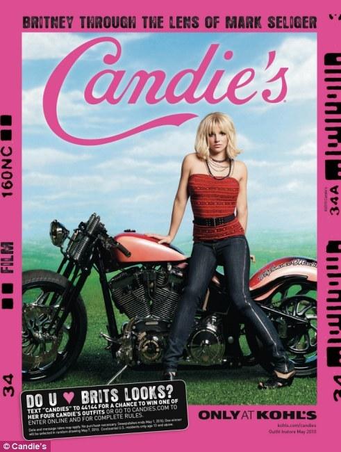 Foto de Britney Spears en Candie's (3/15)