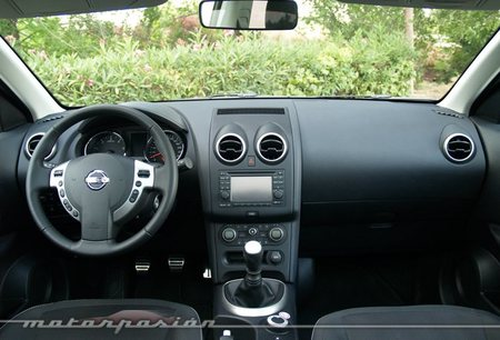 Nissan Qashqai 1.6 dCi 130 4x4 miniprueba 09