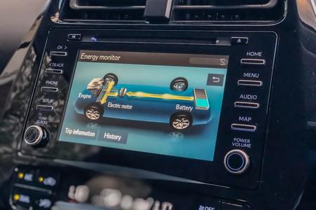 Toyota Prius Monitor Energia
