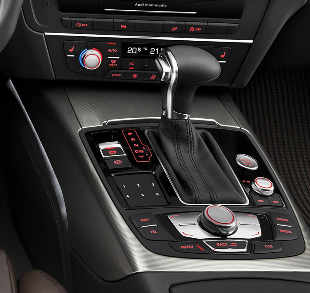 Audi cambio automático