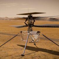 La NASA prepara nuevo helicóptero para explorar Marte mientras que Ingenuity volará en el planeta rojo más tiempo del planeado