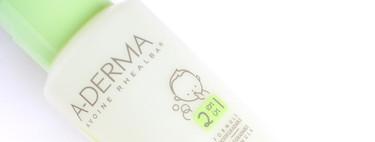 Cuidando la piel del bebé: probamos el gel lavante emoliente 2 en 1 de A-derma