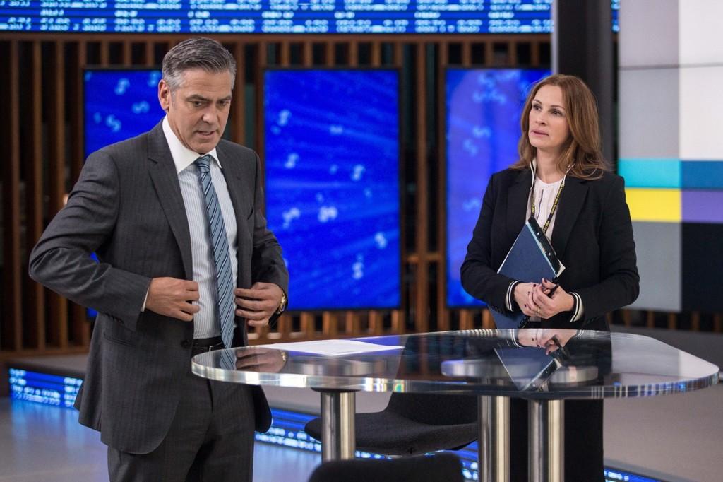 Money Monster George Clooney Julia Roberts