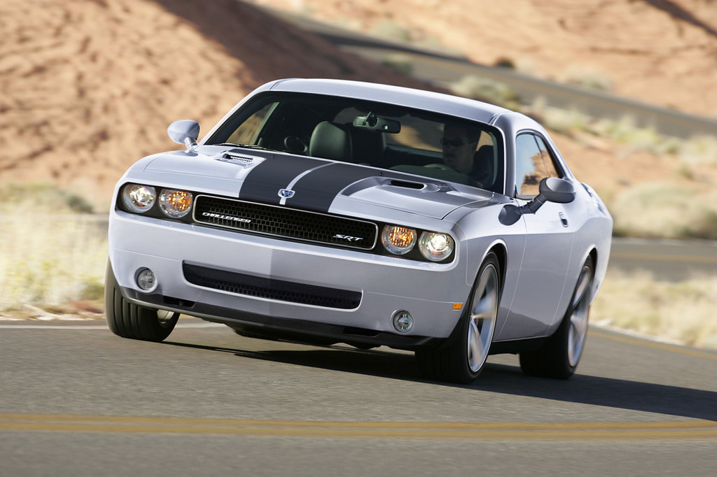 Foto de Dodge Challenger SRT8 (99/103)