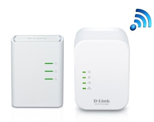 PLC repetidor WiFi DLink