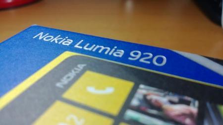Modo macro del Lumia 920