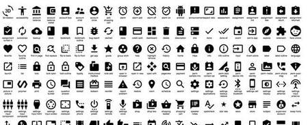 750 iconos y material de diseño gráfico liberados por Google de forma gratuita