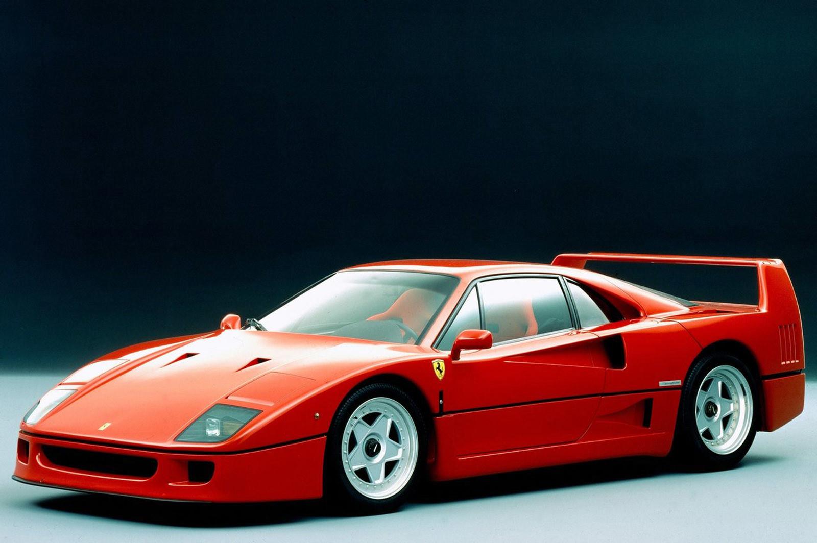 Foto de Ferrari F40, 30 aniversario (1/17)
