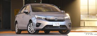 Honda City 2021, a prueba: evolución antes que revolución (+ video)