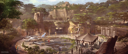 Star Wars Land 9