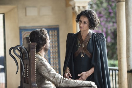 Ellaria Sand And Doran Martell House Martell