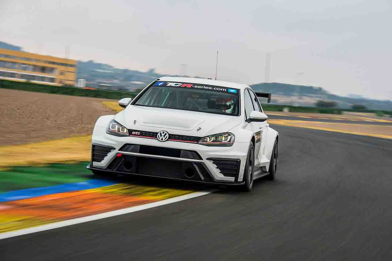 Foto de Volkswagen Golf GTI TCR (7/10)