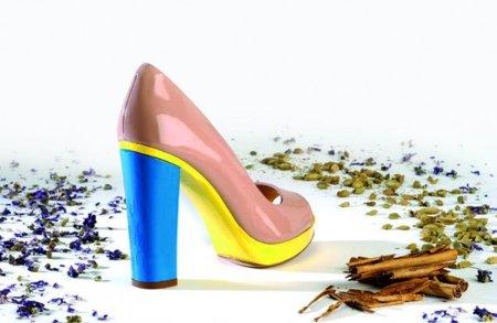 Zapatos Paco Gil Primavera-Verano 2011: la ruta de las especias