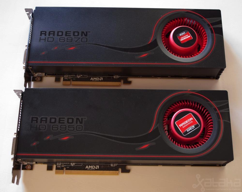 Foto de AMD 6970, análisis (2/14)